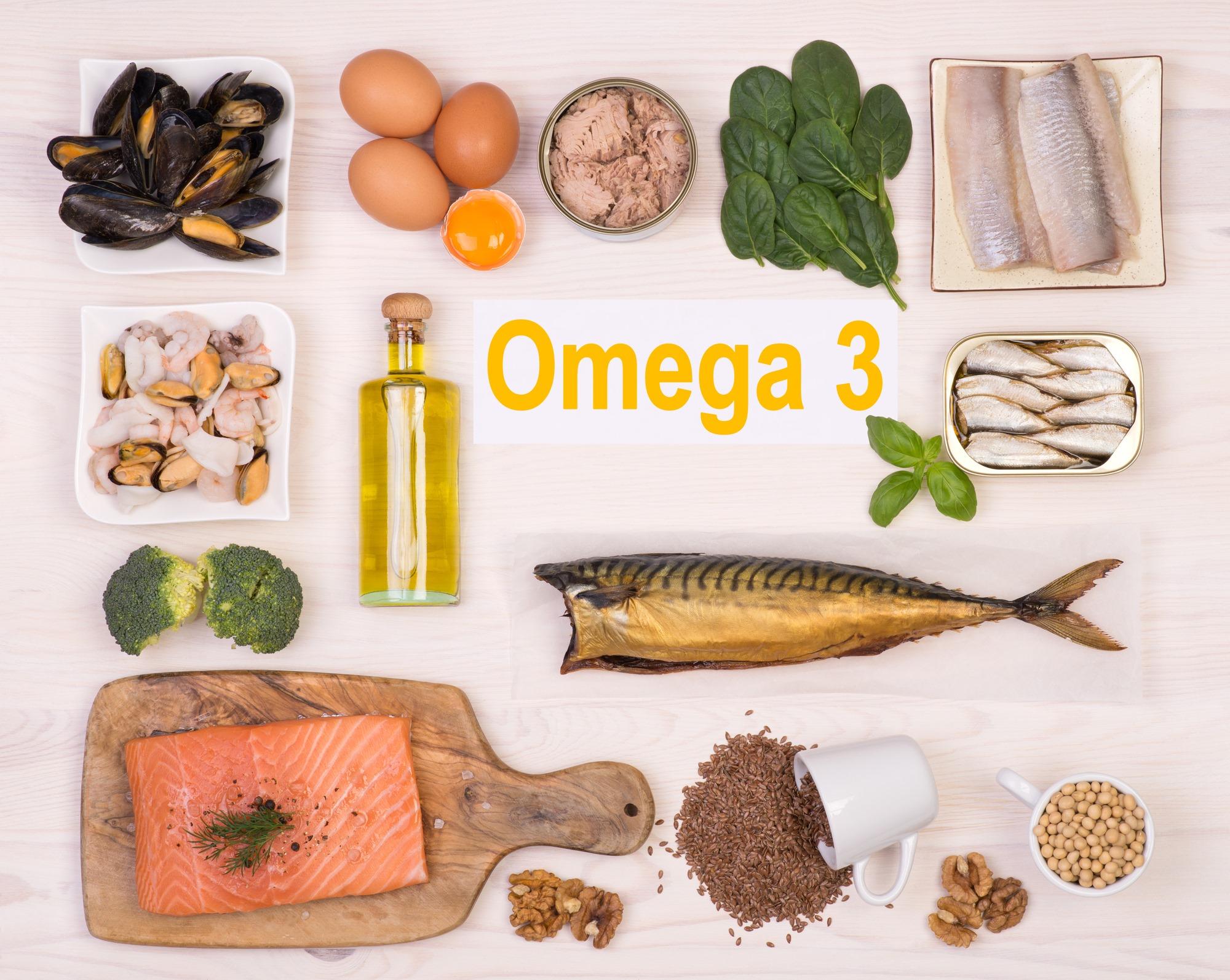 Az omega-3 zsírsavak